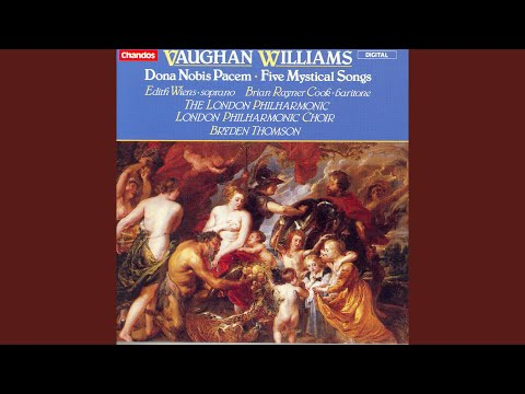 RALPH VAUGHAN WILLIAMS' DONA NOBIS PACEM (Dirge for Two Veterans)