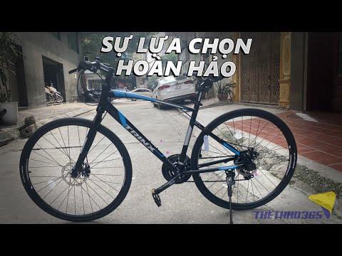 Xe đạp touring Trinx Free 2.0 2021