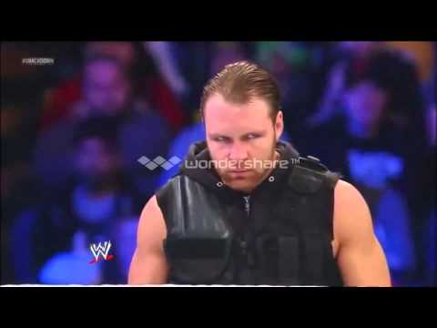 Dean Ambrose Tribute Monster