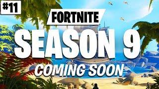 Fortnite Season 9 LEAKS & Rumors! *New*