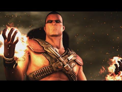 Mortal Kombat X - Erron Black Unmasked/No Mask Does All