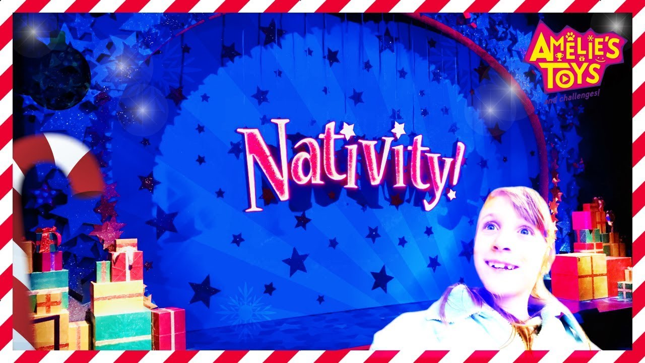 ???? Nativity! The Musical at Birmingham REP ???? ✨Sparkle and Shine✨