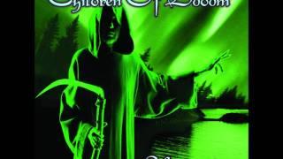 Children Of Bodom - Bed Of Razors (C tuning)