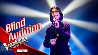อาติ๋ม - อยากหยุดเวลา - Blind Auditions - The Voice Senior Thailand - 24 Feb 2020