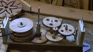 Holzuhren aus Hirschegg