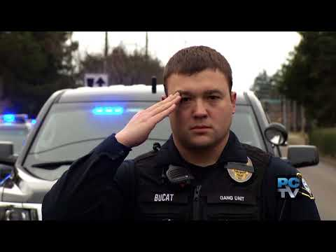 Deputy Sheriff Daniel Alexander McCartney, Pierce County