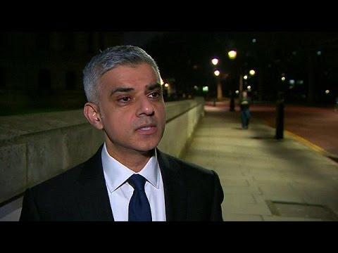 Δήμαρχος Λονδίνου: Παραμένουμε μια από τις πιο ασφαλείς πόλεις του κόσμου