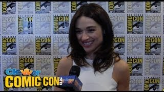 Crystal Reed Talks Scott/Allison TEEN WOLF Relationships: 2013 Comic-Con