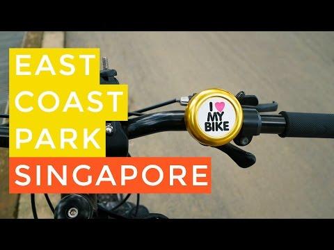 Exploring East Coast Park Singapore | Broewnis Travel