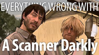 Everything Wrong With A Scanner Darkly in 15 Minutes or Less