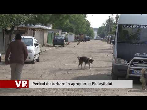Pericol de turbare în apropierea Ploieștiului