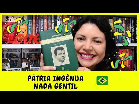 TRISTE FIM DE POLICARPO QUARESMA DE LIMA BARRETO | Outubro Lendo Brasileiros | Prosas e Algo Mais