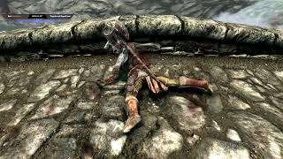 Dread's stream   The Elder Scrolls V: Skyrim   21.04.2019