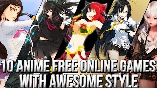 10 Anime Free Online Games with Awesome Trailers and Style | FreeMMOStation.com