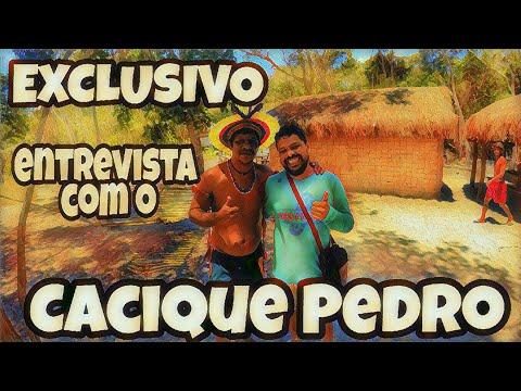 Entrevistei um Cacique em Aracruz!!  Novidades. #54ES