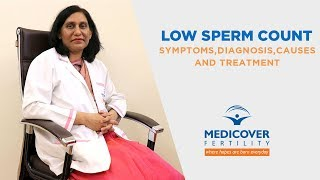 Low Sperm Count: Symptoms, Causes, Diagnosis and Treatment