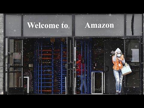 Amazon: Ανακοίνωσε 75.000 προσλήψεις