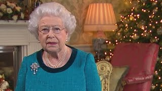 The Queens Christmas Message For 2016