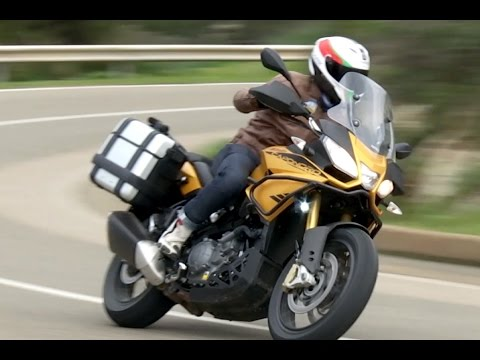 Aprilia Caponord Rally review | Road Test