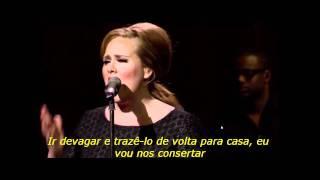 Adele - Take It All (Legendado) (Live On Itunes Festival)
