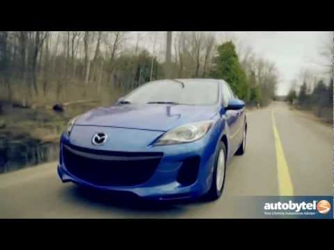 2012 Mazda3 Sedan: Video Road Test and Review