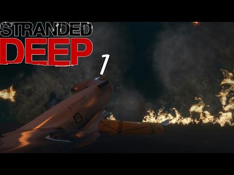 Stranded deep CZ : A tak to vše začalo