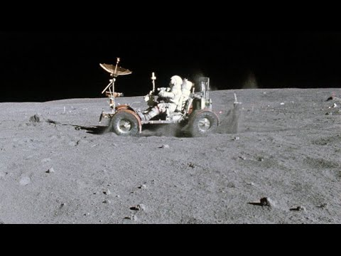 The Design Of The Lunar Rover Was Mostly