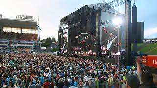 Foo Fighters live in Auckland  All My Life 2018