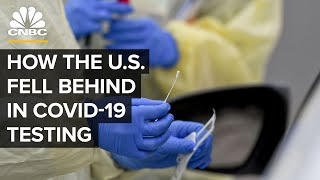 How The U.S. Fell Dangerously Behind In Coronavirus Testing