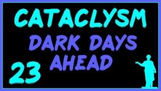 Cataclysm: DDA #23 - Ручной Зенитный Пулемёт!