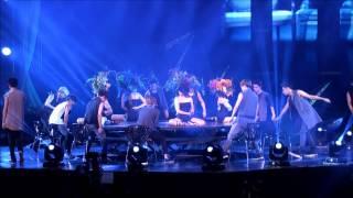 """140921 EXO TLP in Beijing """"Moonlight"""""""