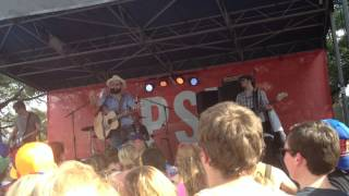 """Drew Holcomb & The Neighbors """"Fire and Dynamite"""" (FPSF 2014)"""