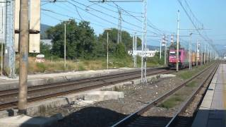 preview picture of video 'HD Transiti variegati a Calenzano...'