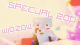 Gambar cover Specjal na 200 Widzów!!! + TXT DO PVP 1.6.4!