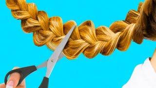 30 MUST-TRY HAIR HACKS