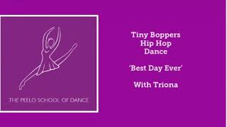 Tiny boppers 'best day ever' with Triona