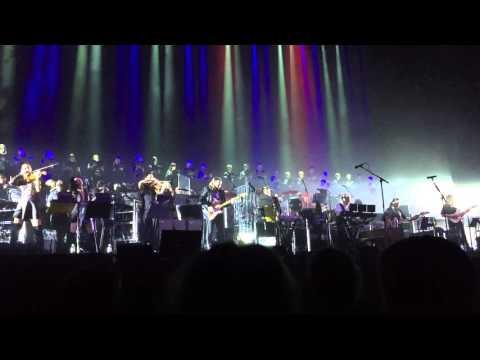 Hans Zimmer Live - Crimson Tide / Angel Medly - Full - (HD)