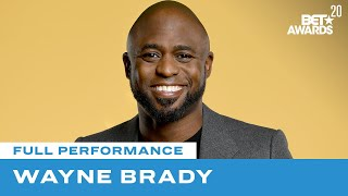 "Wayne Brady Honors Little Richard In ""Lucille"" & ""Good Golly Miss Molly"" Performance 