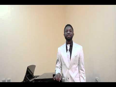 Эммануэль Соломон Емика Нигерия Курск песня