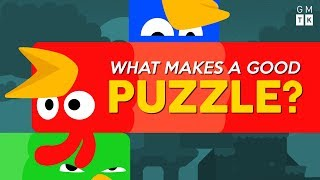 What Makes a Good Puzzle? | Game Maker