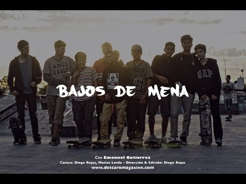 DESCARO MAGAZINE: SKATEPARK BAJOS DE MENA 2019