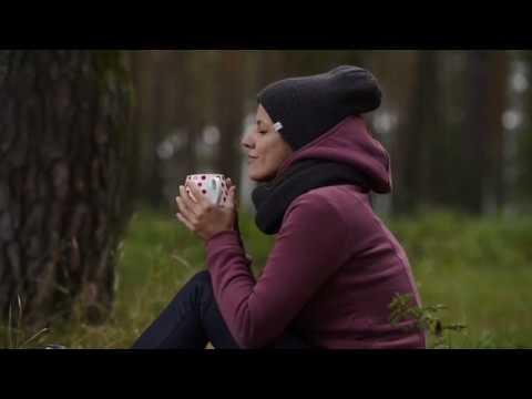 Moteriškas džemperis VAIVA, slyva