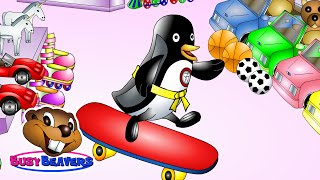 """The Shopping Song"" (Level 2 English Lesson 24) CLIP - Songs for Toddlers, Preschoolers, Babies"