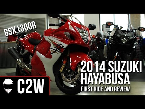 2014 Suzuki Hayabusa GSX1300R - First Ride and Review