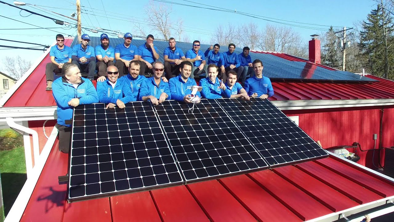 Family, Friends, Work, Play that's the SunPower by NYSSF way!!
