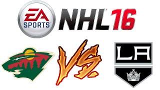 NHL 16 - Online Versus - Challenger Match #2 - Ice Tilt in Full Effect! - Video Youtube