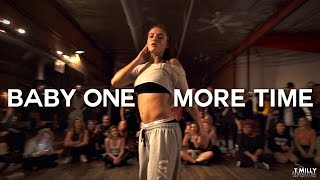 """Jade Chynoweth Performs """"Baby One More Time"""" Choreography By Yanis Marshall 
