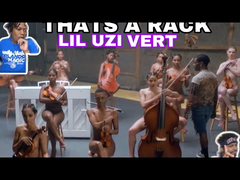 MY EX IS TRASH THATS A FENDI THATS A FACT Lil Uzi Vert - That's A Rack [Official Music Video