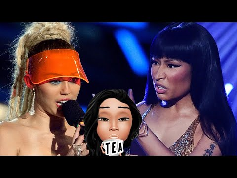 Download Miley Cyrus vs Nicki Minaj Beef  A Closer and Deeper Look at Who She Really Is? FULL BREAKDOWN!! Mp4 HD Video and MP3