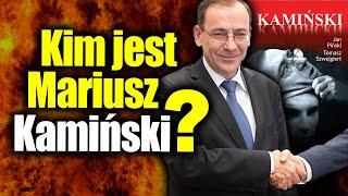 Kim jest Mariusz Kamiński, szef bezpieki PiS-u?